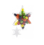 Star Shaped Candy Box - 24ct
