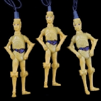 Star Wars C3PO Outdoor String Lights 11ft