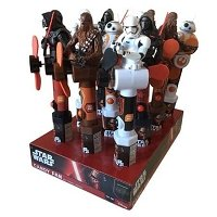 Star Wars Episode 7 Candy Fan - 12ct