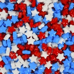 Starzmania - Red, White, Blue - 10lbs