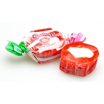 Strawberry Cream Caramels  - 10lbs