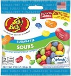 Sugar Free Sours Beananza Peg Bag  - 12ct