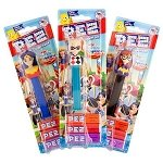 Superhero Girls PEZ Blister Packs - 6ct
