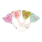 Sweet Notes Lollipops - 48ct