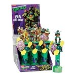 Teenage Mutant Ninja Turtles Candy Fan  - 12ct