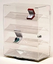 Acrylic Rectangular Showcase
