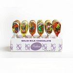 Thanksgiving Milk Chocolate Pops - 60ct
