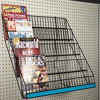 4 Tier Wire Rack - Color Choice - 2ct