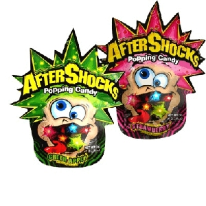 After Shocks Popping Candy - 18ct
