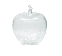 Clear Apple Candy Container - 72ct