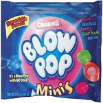 Blow Pop Minis - 12ct