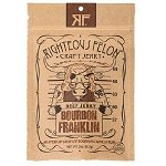 Bourbon Franklin Beef Jerky - 8ct