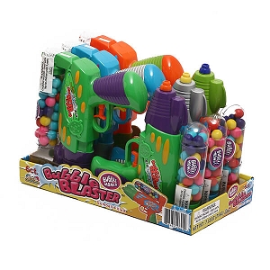Gumball Bubble Blaster - 6ct