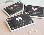 Chalkboard Wedding - Mini Mints - 24ct