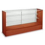 Cherry Full Vision Display Case - 60 Inch