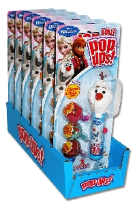 Frozen Olaf Pop Ups - 6ct