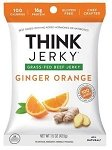 Ginger Orange Beef Jerky Peg Bag - 8ct
