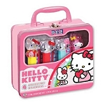 Hello Kitty Pez Gift Tins - 6ct