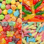 Hot Wholesale Gummies - 85lbs
