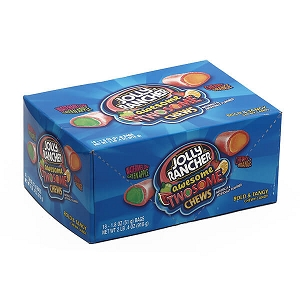 Jolly Ranchers Awesome 2 Somes Chews - 18ct