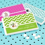 Kids Birthday Personalized Mini Mints - 24ct