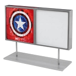 Metal Countertop T Shirt Display