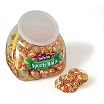 Milk Chocolate Footballs - Mesh Bags - 30ct