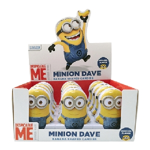 Minions Dave Candy Tins  - 12ct