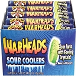 Sour Coolers Warheads - 15ct