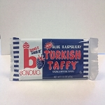 Turkish Taffy Blue Raspberry Bars - 24ct