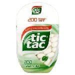 Tic Tac Giant Freshmint Bottle 3.4oz - 4ct