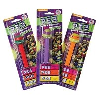 TMNT PEZ Blister Packs - 6ct