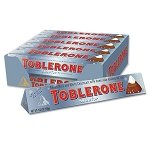 Toblerone Snowtop Bar - 20ct