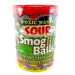 Toxic Waste Smog Balls Bank - 12ct