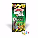 Toxic Waste Sour Smog Balls  - 12ct