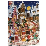 Traditional Advent Calendar - 24ct