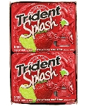 Trident Splash Strawberry Lime - 10ct