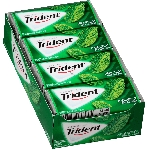 Trident Value Pack Spearmint Gum - 12ct