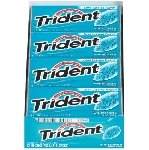 Trident Value Pack Wintergreen Gum - 12ct