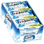 Trident White Peppermint - 9ct
