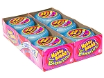 Triple Treat Bubble Tape Gum  - 12ct