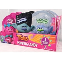 Trolls Popping Candy 3 Pack - 24ct