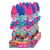 Trolls Candy Fan - 12ct