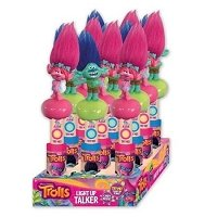 Trolls Light & Sound Wand - 12ct