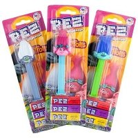 Trolls PEZ Blister Packs - 6ct