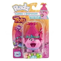 Trolls Radz Candy Dispenser - 6ct
