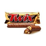 Twix Candy Bars - 36ct