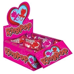 Valentines Ring Pops - 36ct