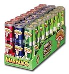 Warheads Sour Spray- 24ct