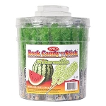 Watermelon Rock Candy Tub - 36ct